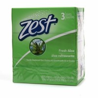 Zest Family Deodorant Bars Fresh Aloe- 3 bars [816559010052]