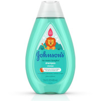JOHNSON'S No More Tangles Tear Free Toddler & Kids Detangling Shampoo, Paraben Free 13.60 oz [381371175765]