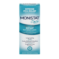 MONISTAT Complete Care Instant Itch Relief Cream 1 oz [363736447007]