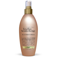 OGX Brazilian Keratin Therapy Ever Straight Flat Iron Spray 6 oz [022796916044]