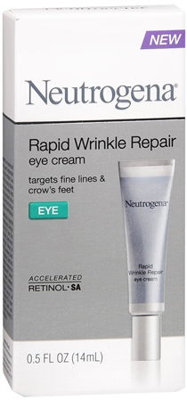 Neutrogena Rapid Wrinkle Repair Eye Cream 0.50 oz [070501021231]