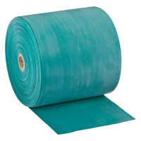 Cando 10-5623 Green Latex-Free Exercise Band, Medium Resistance, 50 yd Length  1 ea [714905002396]