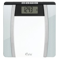 Weight Watchers by Conair Body Analysis Glass Scale 1 ea [074108303677]