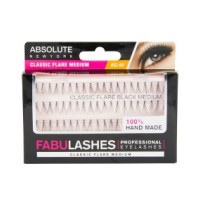 Absolute New york Fabulashes AEL49 Classic Flare Black Medium Lashes 1 ea [888432040494]