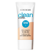CoverGirl Clean Matte BB Cream For Oily Skin, Fair 510 1 oz [022700251179]