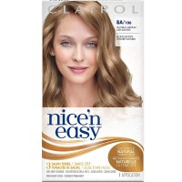 Nice 'n Easy Permanent Color, 8A/106 Natural Medium Ash Blonde 1 ea [381519000171]