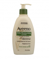 AVEENO Active Naturals Daily Moisturizing Lotion, Fragrance Free 12 oz [381370036005]