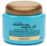 Organix Renewing Moroccan Argan Oil Intense Moisturizing Treatment 8 oz [022796916136]