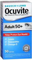 Bausch & Lomb Ocuvite Adult 50+ Eye Vitamin & Mineral Soft Gels 50 Soft Gels [324208465301]