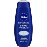 Nivea Creme Moisture Moisturizing Body Wash 16.9 oz [072140015961]