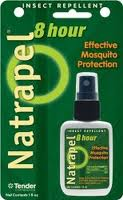 Natrapel Insect Repellent Pump 1 oz [044224068507]