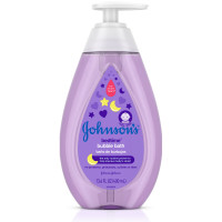Johnson's Hypoallergenic Bedtime Baby Bubble Bath with NaturalCalm Aromas 13.6 oz [381371174775]