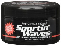 Sportin' Waves Gel Pomade 3.50 oz [075285002766]