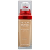 Revlon Age Defying Firming + Lifting Makeup, Bare Buff [10] 1 oz [309974531108]