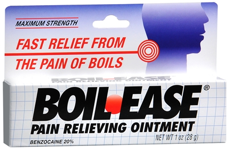 Boil-Ease Ointment Maximum Strength 1 oz [363736041304]