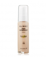 Almay Clear Complexion Makeup, Ivory [100] 1 oz [309974947015]