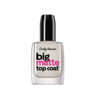 Sally Hansen Matte Finish Top Coat 0.4 oz [074170410556]