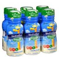 PediaSure Liquid Vanilla With Fiber 48 oz 6 Pk [070074580623]
