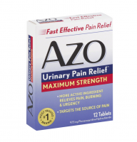 AZO Standard Tablets, Maximum Strength 12 ea [787651122533]