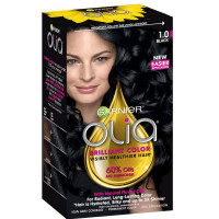 Garnier Olia Ammonia Free Hair Color [1.0] Black 1 Each [603084293902]
