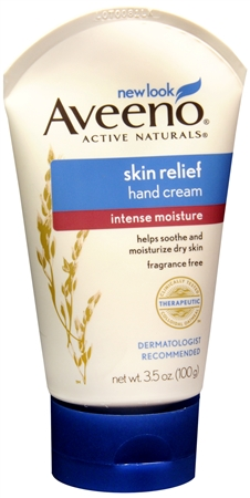AVEENO Active Naturals Intense Relief Hand Cream 3.50 oz [381370036579]