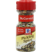 McCormick  Mixed Pickling Spices 1.5 oz [052100005027]