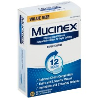 Mucinex SE - Extended Release Bi-Layer Tablets 68 ct [363824008868]