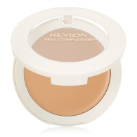 Revlon New Complexion One-Step Compact Makeup, Natural Tan [10] 0.35 oz [309974364102]