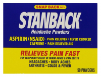 Stanback Headache Powders 50 Each [042037103620]