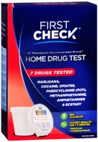 First Check Home, 7 Drug Test 1 Each [643281069078]