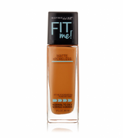Maybelline New York Fit Me! Matte + Poreless Foundation, Coconut [355]  1 oz [041554433524]