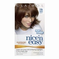 Nice 'n Easy with Color Blend Technology Permanent Color, Natural Medium Caramel Brown 118B 1 ea [381519043956]