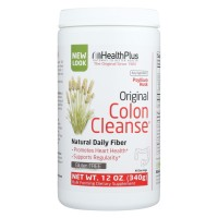 Health Plus Original Colon Cleanse Psyllium Husk 12 oz [083502123453]