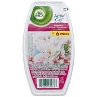 Air Wick Activ' Gel - Magnolia & Cherry Blossom 4 oz. [062338952833]