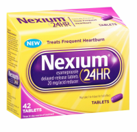 Nexium 24 HR 20mg Acid Reducer Tablet 42 ea [305732451428]