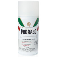Proraso Anti-Irritation Shaving Foam, Sensitive Skin 10.6 oz [8004395001941]