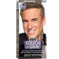 JUST FOR MEN Touch of Gray Haircolor T-35 Medium Brown, 1 Each [011509041364]