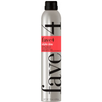 fave4 Style Stay Firm Hold Hairspray 10 oz [857324004319]