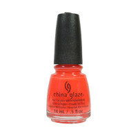 China Glaze Nail Polish, Pool Party, 0.5 oz [019965809450]