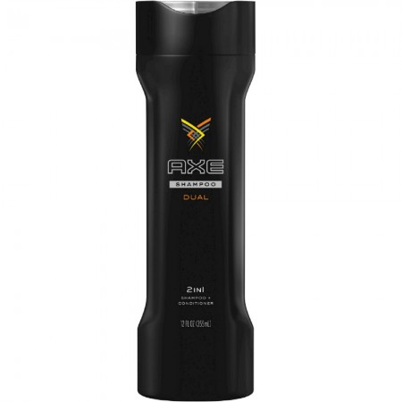Axe Dual Shampoo + Conditioner 12 oz [079400339416]