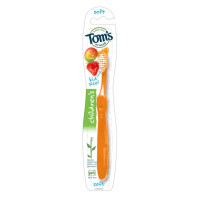 Tom's of Maine Children's Dye-free Toothbrush 1 ea [077326444436]