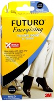 FUTURO Energizing Trouser Socks For Women Mild Large Black 1 Pair [382250068154]