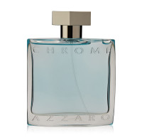 Azzaro Chrome Eau de Toilette for Men 3.4 oz [3351500920037]