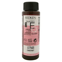 Redken Shades EQ Color Gloss Hair Color, [07NB ] Chestnut 2 oz [743877066679]