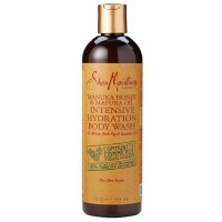 Shea Moisture Manuka Honey & Mafura Oil Intensive Hydration Body Wash with African Rock Fig & Baobab Oil  13 oz [764302231110]