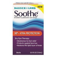 Bausch & Lomb Soothe XP Emollient Lubricant Eye Drops 0.50 oz [310119493113]