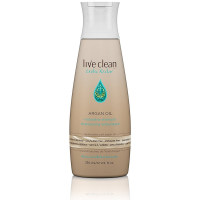 Live Clean Exotic Nectar Argan Oil Restorative Shampoo 12 oz [065743327036]