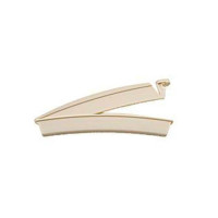 Drainable Pouch Clamp, Beige, 20 ea [610075087709]