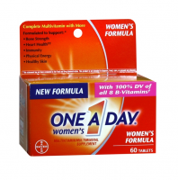 One-A-Day Women's Formula Vitamins, Tablets 60 ea [016500074069]
