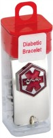 Acu-Life Medical ID Bracelet Diabetic 1 Each [079573020210]